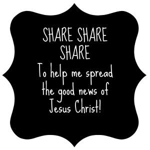 Share Share Share banner